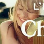 L&#8217;Eau De Chloe Perfume Ad Campaign
