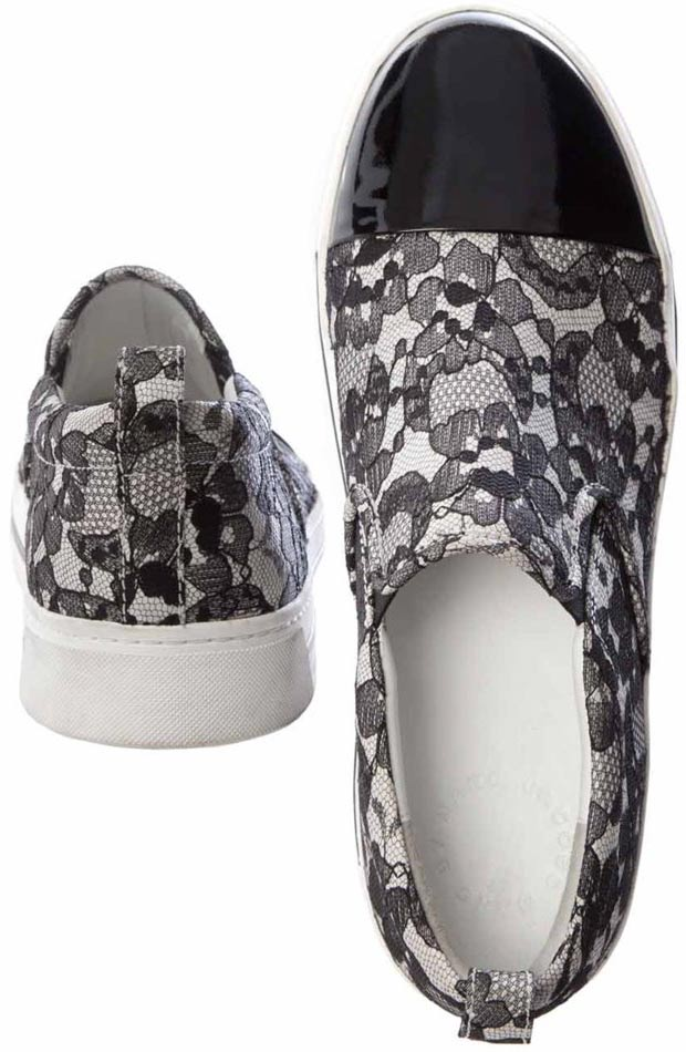lace slip on sneakers Marc by Marc Jacobs