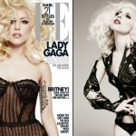 Lady Gaga Elle January 2010 cover 1