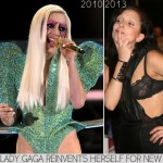 Lady Gaga new look for new album