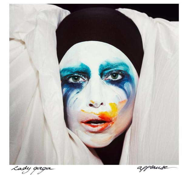 Lady Gaga new single cover by Inez and Vinoodh