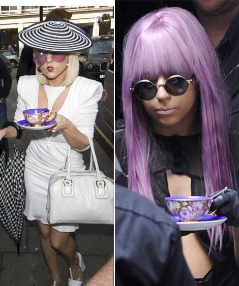 Twinings Of London Wants Gaga
