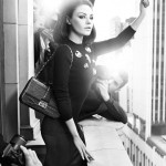 lady like Mila Kunis Dior ad campaign fall 2012