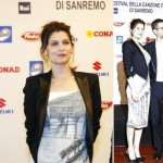 Laetitia Casta dress festival Sanremo D