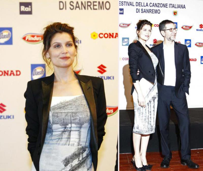 Spring Fashion Dolce&Gabbana Dresses On SJP, Laetitia Casta And Erin Wasson