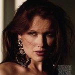 Laetitia Casta Vogue Paris dec jan 09 10 13