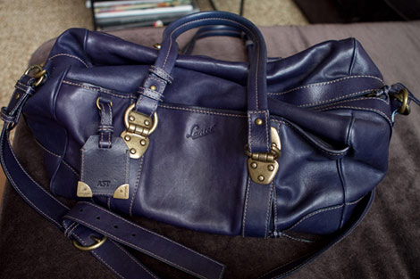 Lancel Bise en Ville bloggers bag