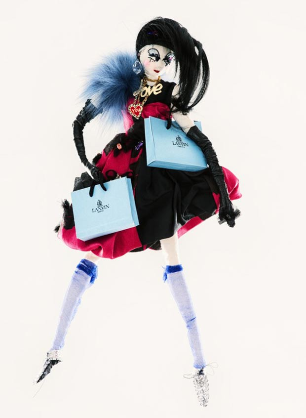Lanvin Edith doll for Unicef