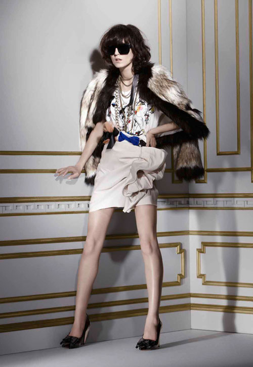 Lanvin H M winter 2010 collection 1