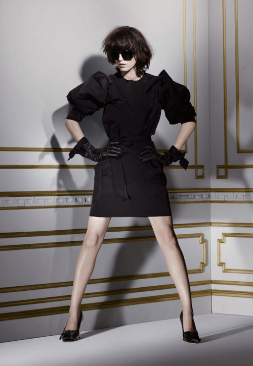 Lanvin H M winter 2010 collection 2