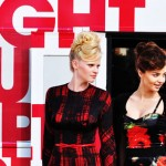Lara Stone Miranda Kerr Fashion Night Out PSA