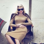 Lara Stone Vogue US September 2010 4