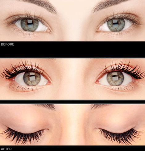Want False Eyelashes? Go For LashDip Instead!