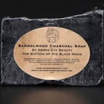 latest beauty must black charcoal soap