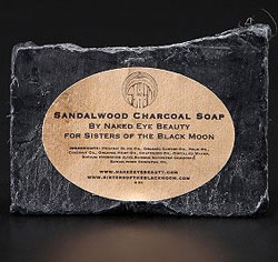 New Beauty Must: Black Charcoal Soap