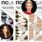 Latest nail fashion NCLA nail wraps celebrities style