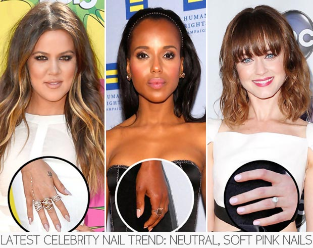 Latest Nail Polish Trend: Neutral Nails
