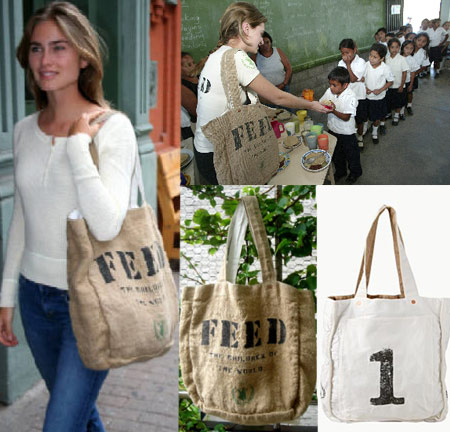 Lauren Bush Feed Bag Whole Foods Deal