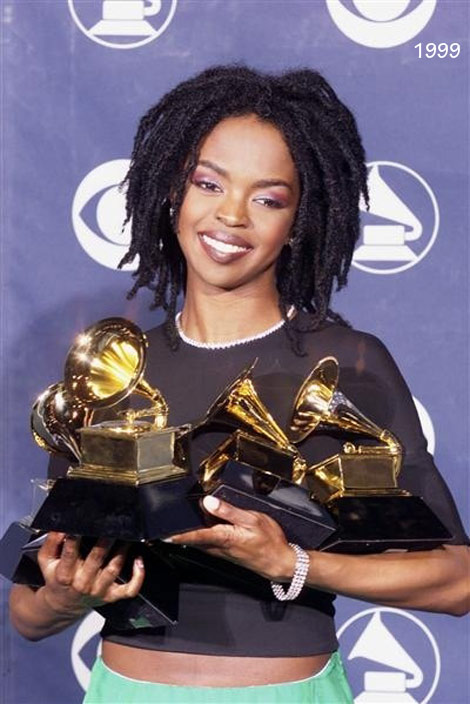 Lauryn Hill 1999
