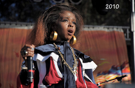 Lauryn Hill 2010