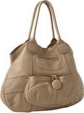 Leather Hobo Old Navy