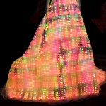LED Swarovski dress