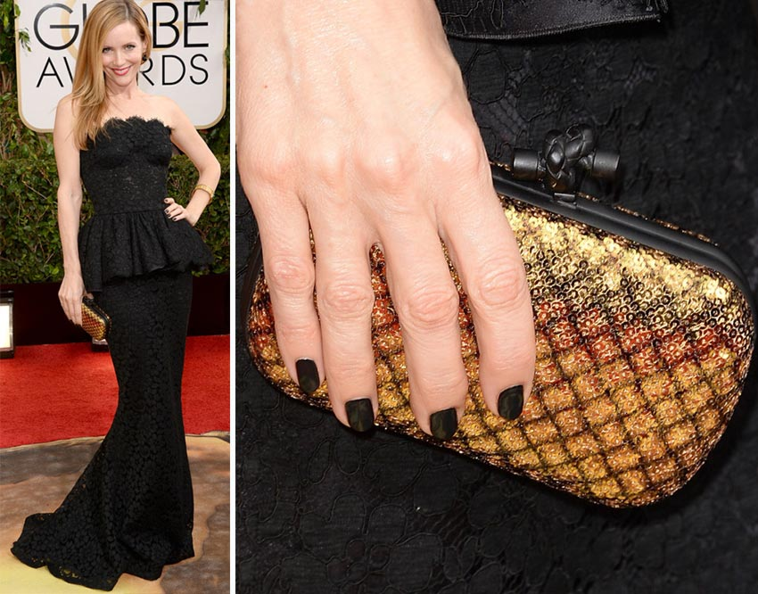 Leslie Mann nails 2014 Golden Globes