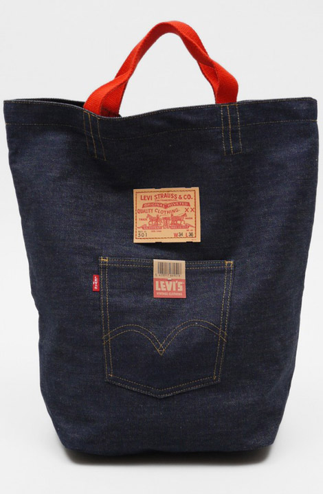 How About A Levi's Vintage Denim Tote