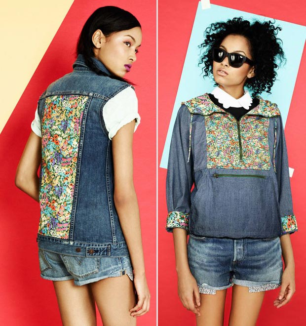 Levi s Liberty collection Spring 2013