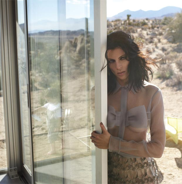 Liberty Ross fashion pictorial