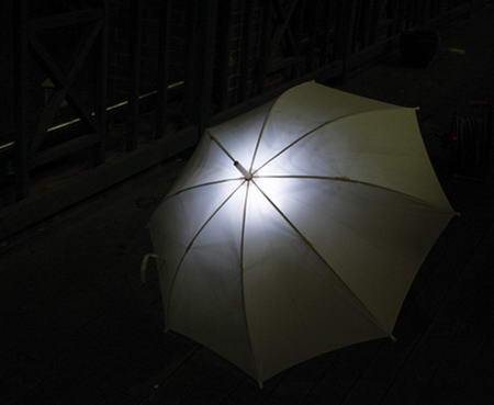 Lightdrops LED umbrella 1
