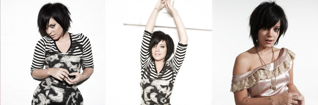 Lily Allen Nylon Magazine December January 2008 2009 pictures