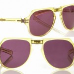 Linda Farrow Tim Hamilton sunglasses