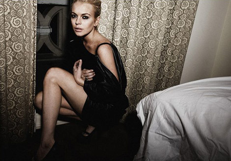 Lindsay Lohan Is Muse No 20