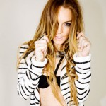 Lindsay Lohan Nylon Magazine April 09 6