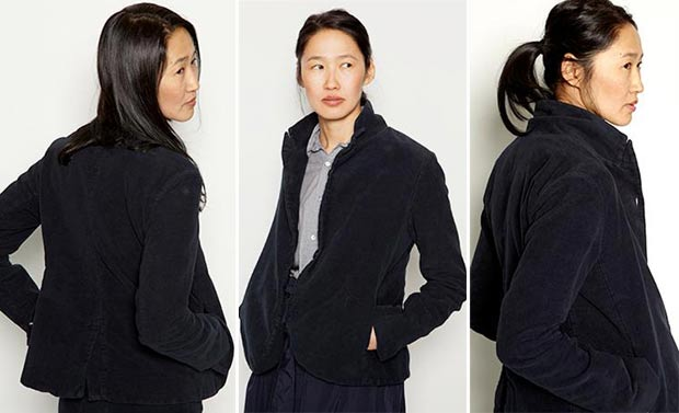 linen jacket for fall psc