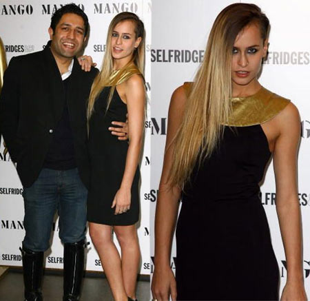 Osman Yousefzada Little Black Dress Collection for Mango Launching at Selfridges