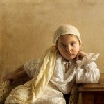 little girl classic painting like photography Bill Gekas