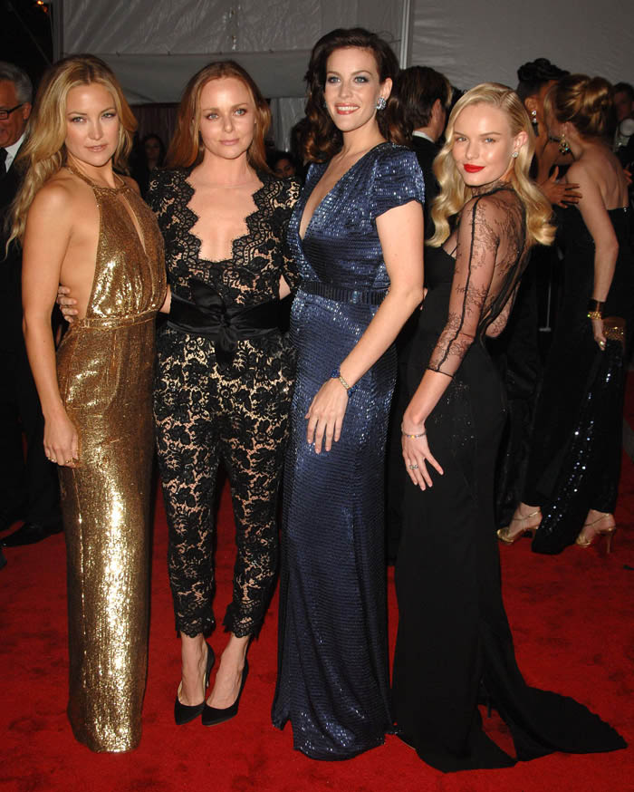 liv kate hudson bosworth stella mccartney met gala09 4
