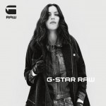 Liv Tyler G Star raw denim ad campaign 1