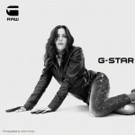 Liv Tyler G Star raw denim ad campaign 7