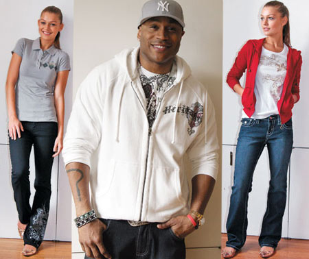 LL Cool J For Spears Collection