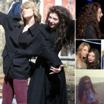 Lorde Taylor Swift friendship