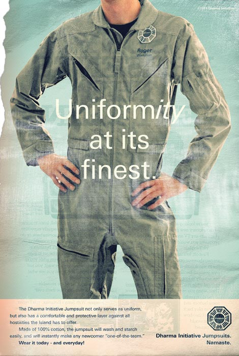 The Lost Uniform