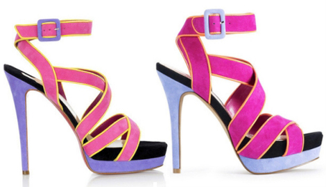 Louboutin Replica Sandals By Jessica Simpson
