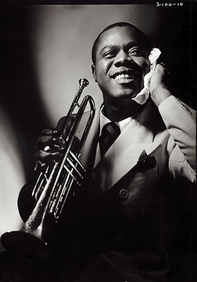 Louis Armstrong by Anton Bruehl 1935 Vanity Fair