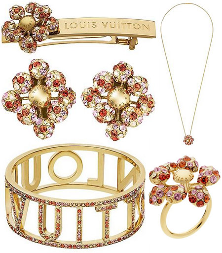 Louis Vuitton 1001 Nights Jewelry Collection
