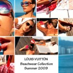 Louis Vuitton beachwear collection 2009