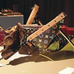 Louis Vuitton Billie Achilleos Grasshopper