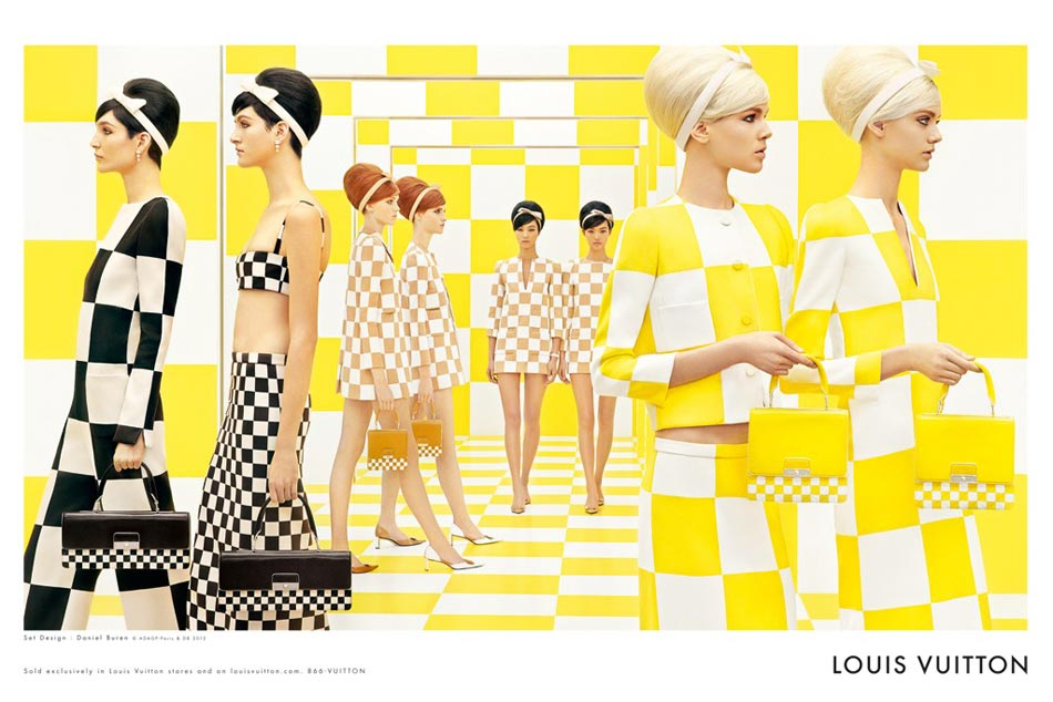 Louis Vuitton bright campaign Spring Summer 2013